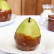Salted Caramel Pears