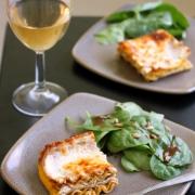 Slow Cooker Squash Lasagna