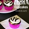 How to Make Zebra Cupcakes