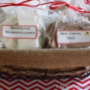 DIY Hot Cocoa Mix & Marshmallows