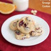 Irresistible Cranberry Orange Cookies