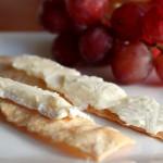 Local Treats: Brie & Flat Bread