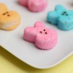 Homemade Marshmallow Peeps