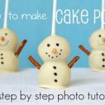 How to Make Cake Pops