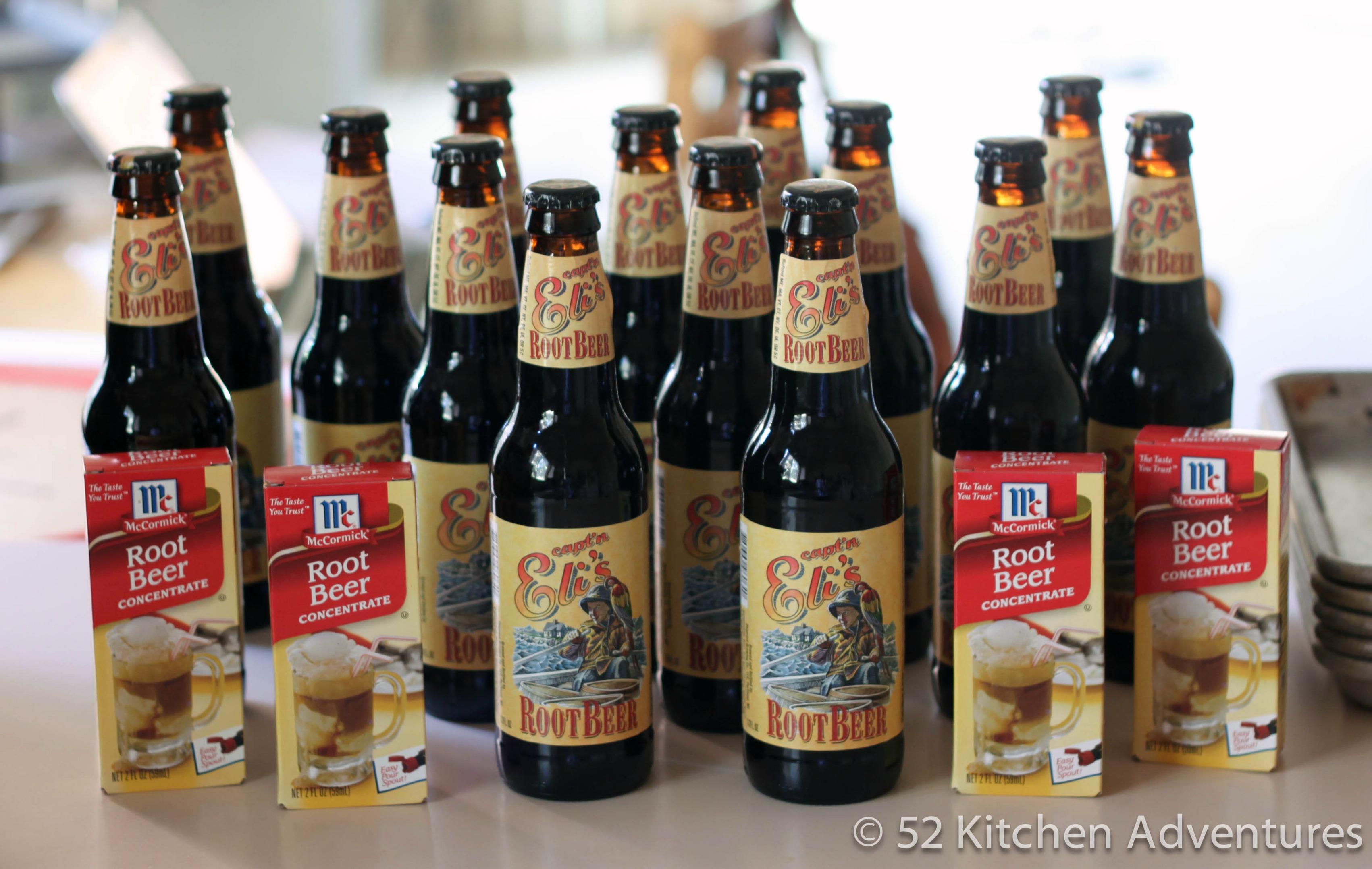 Capt'n Eli's Root Beer